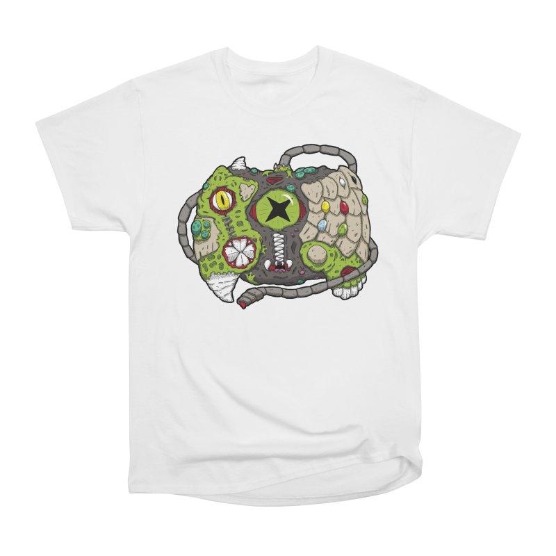 Controller Freaks - Specimen X-B0X Women's Heavyweight Unisex T-Shirt by Mystic Soda