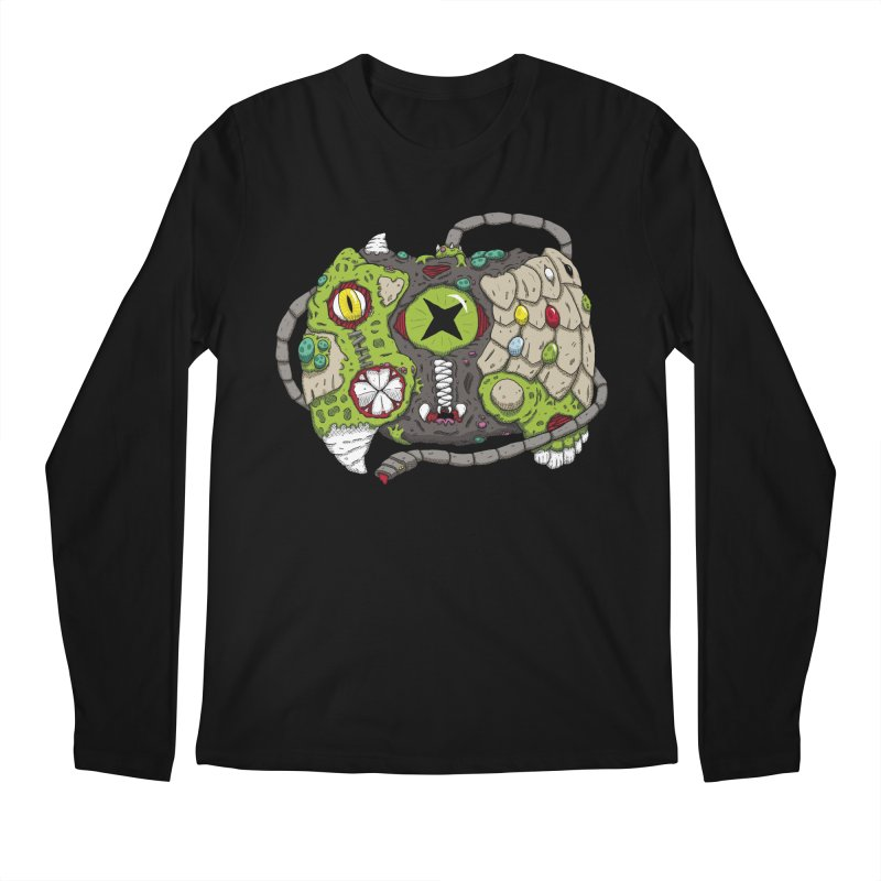 Controller Freaks - Specimen X-B0X Men's Regular Longsleeve T-Shirt by Mystic Soda
