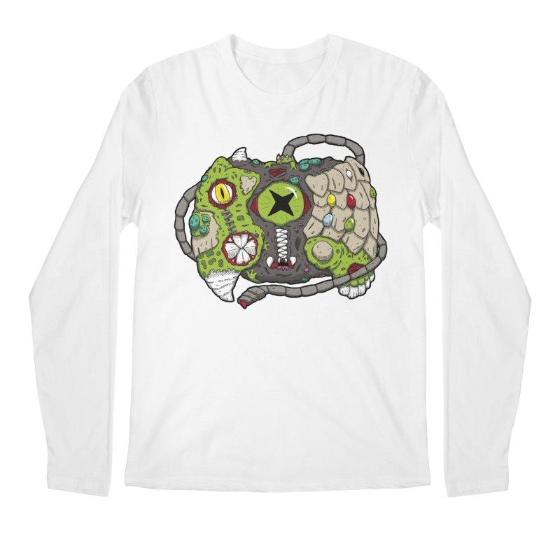 Controller Freaks - The XBOX (Original) Men's Regular Longsleeve T-Shirt by Mystic Soda Shoppe