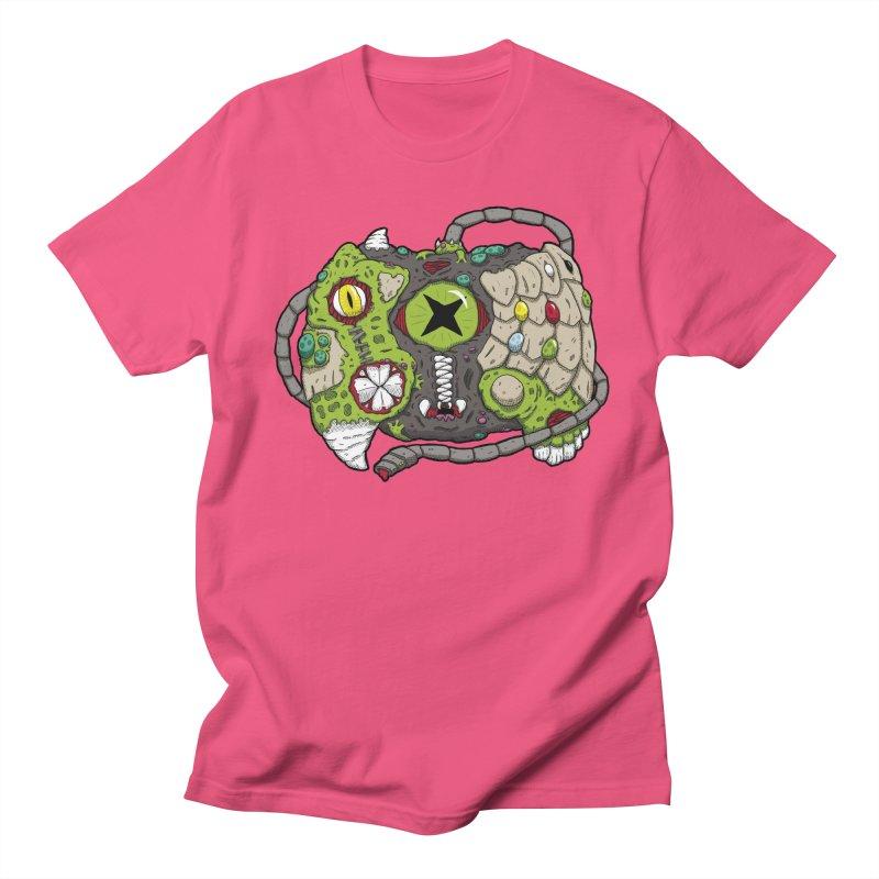 Controller Freaks - Specimen X-B0X Women's Regular Unisex T-Shirt by Mystic Soda