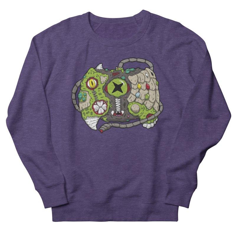 Controller Freaks - The XB0X (Original) Men's French Terry Sweatshirt by Mystic Soda Shoppe