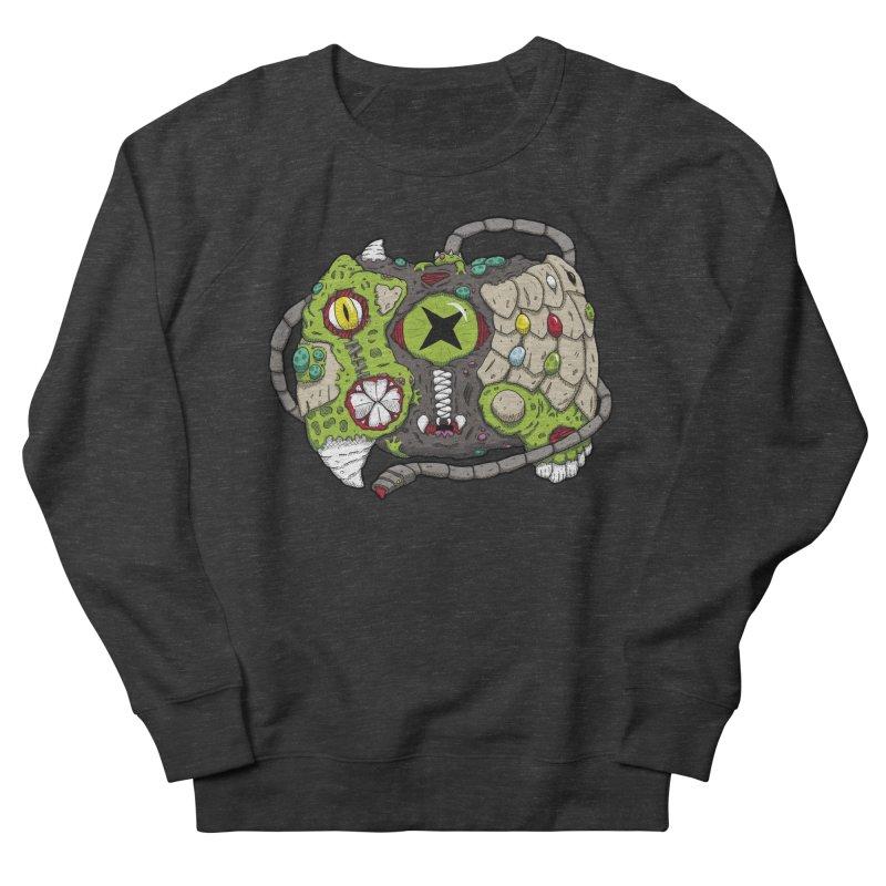 Controller Freaks - Specimen X-B0X Men's French Terry Sweatshirt by Mystic Soda