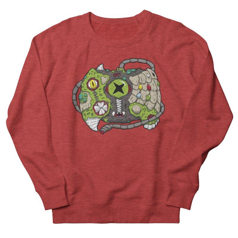 Controller Freaks - The XBOX (Original) Men's French Terry Sweatshirt by Mystic Soda Shoppe