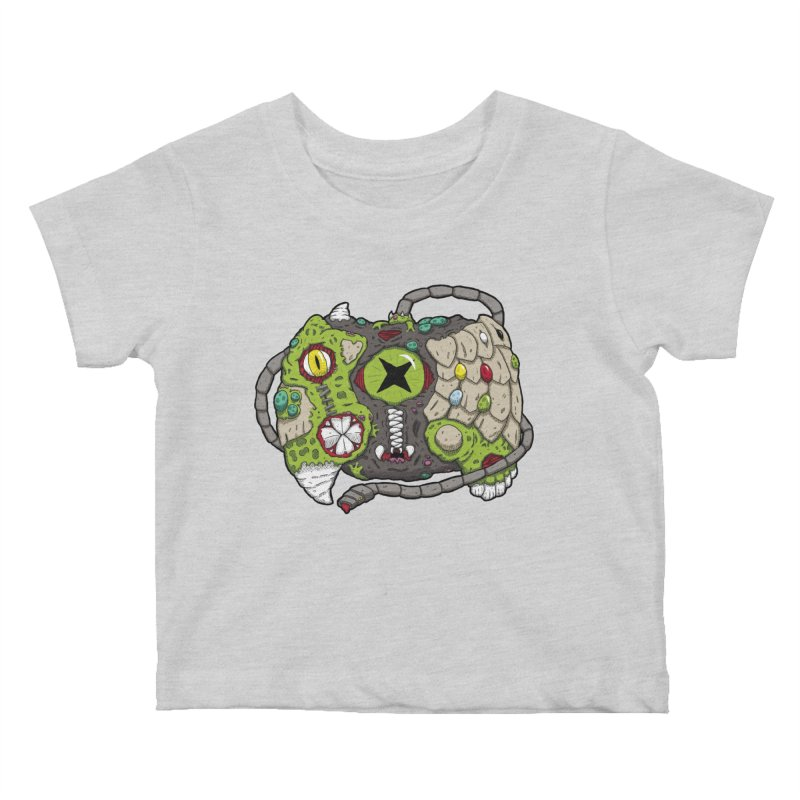 Controller Freaks - The XB0X (Original) Kids Baby T-Shirt by Mystic Soda Shoppe