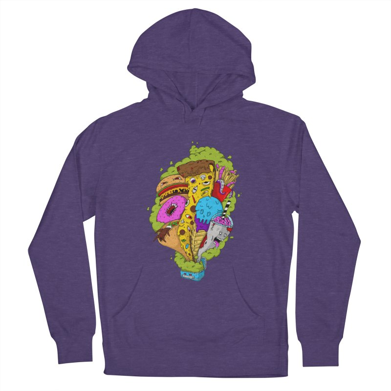 Pandora's Lunch Box Women's Pullover Hoody by Mystic Soda Shoppe