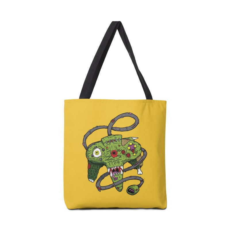 Controller Freaks - N64 Accessories Bag by Mystic Soda Shoppe