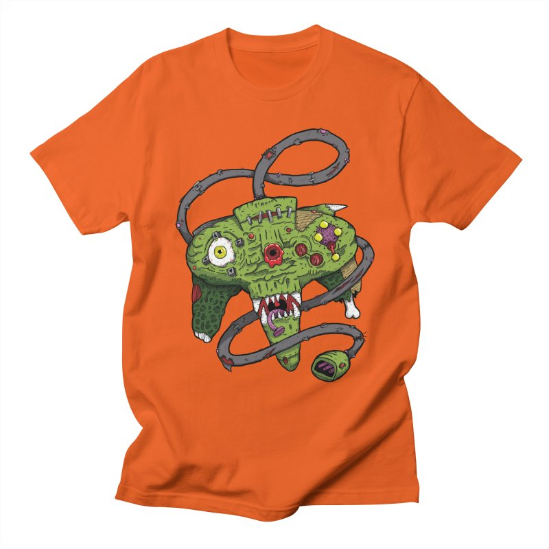 Controller Freaks - Number 64 Men's T-Shirt by Mystic Soda