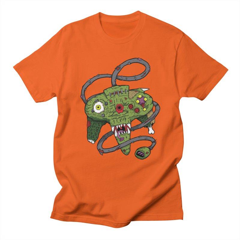 Controller Freaks - N64 Men's T-shirt by Mystic Soda Shoppe