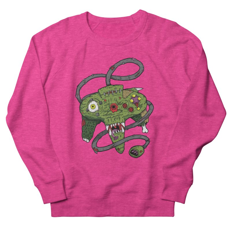 Controller Freaks - N64 Men's Sweatshirt by Mystic Soda Shoppe