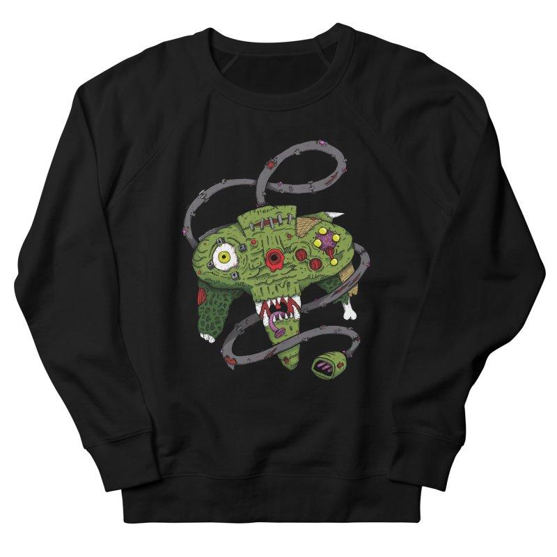 Controller Freaks - N64 Men's Sweatshirt by Mystic Soda Shoppe