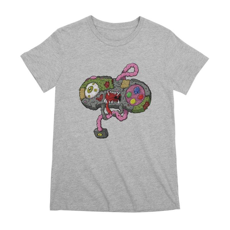 Controller Freaks - S Class-N35 Women's Premium T-Shirt by Mystic Soda