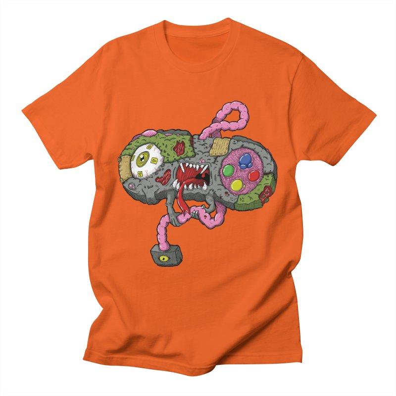 Controller Freaks - S Class-N35 Men's T-Shirt by Mystic Soda