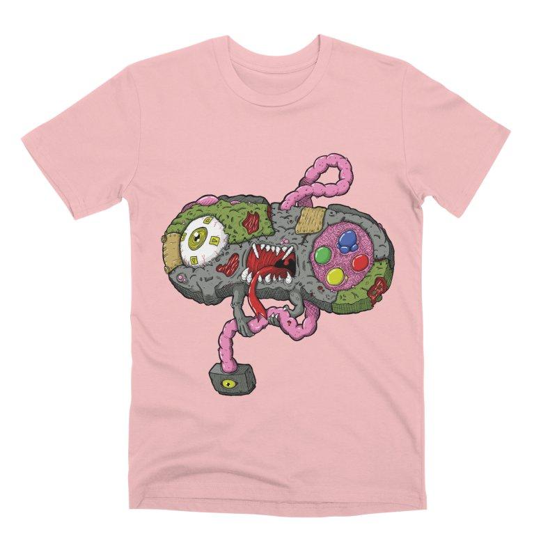 Controller Freaks - S Class-N35 Men's Premium T-Shirt by Mystic Soda