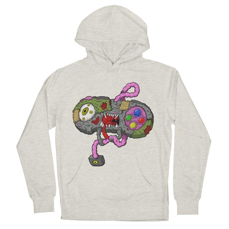 Controller Freaks - Super Nintendo Men's Pullover Hoody by Mystic Soda Shoppe