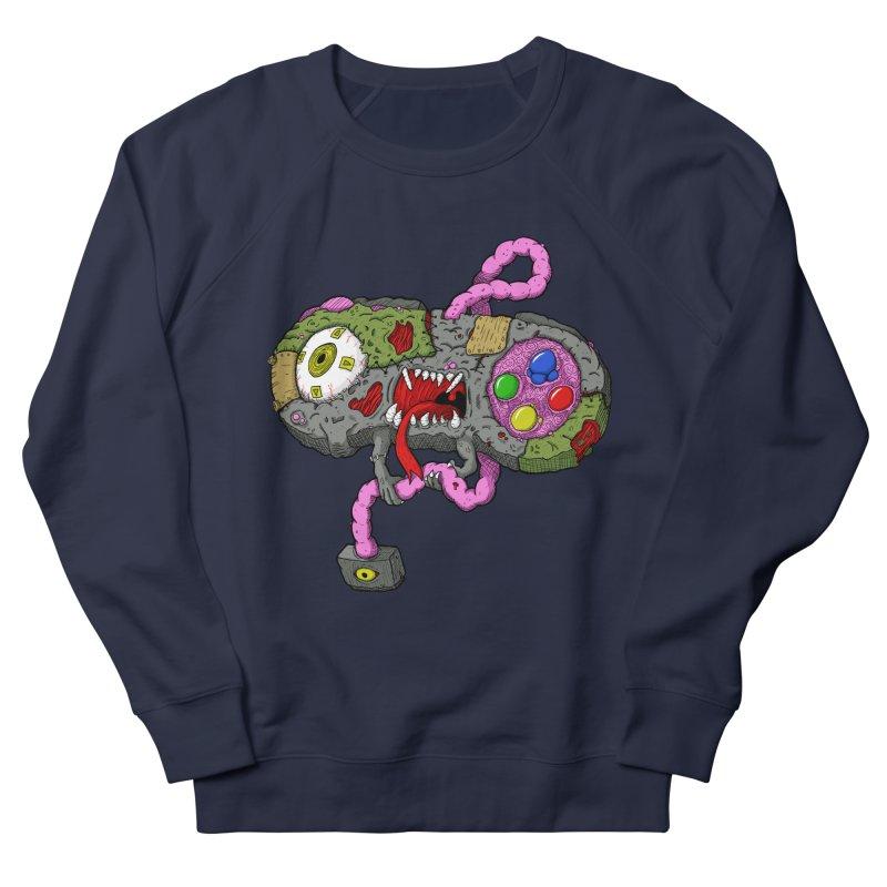 Controller Freaks - Super Nintendo Men's Sweatshirt by Mystic Soda Shoppe