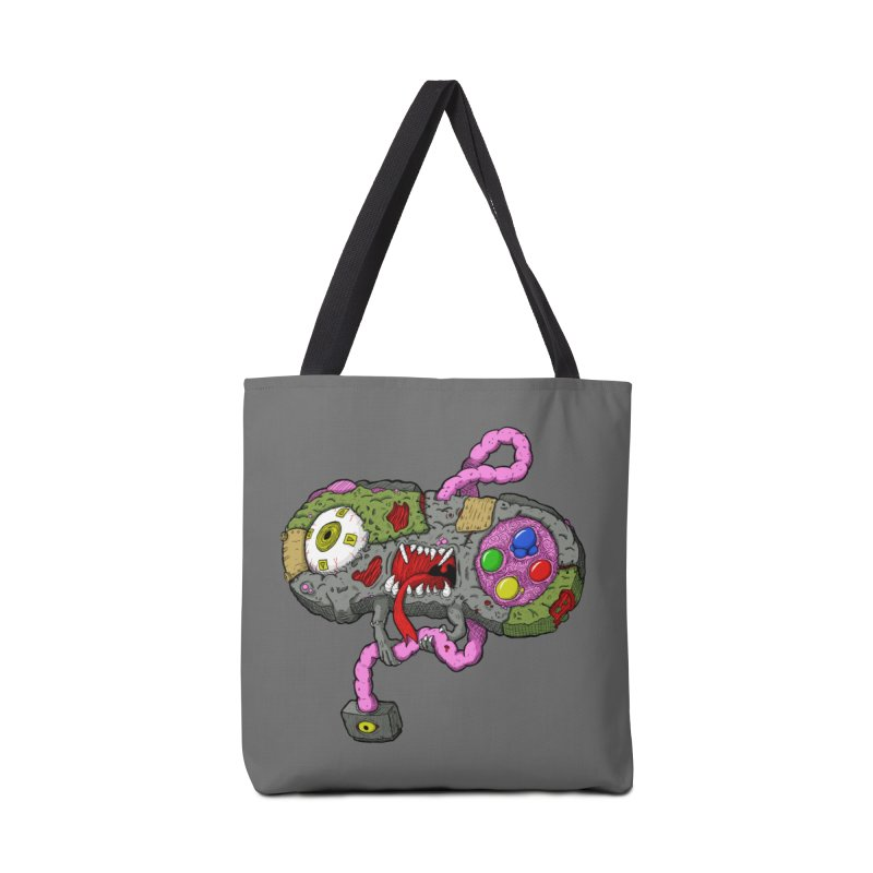 Controller Freaks - Super Nintendo Accessories Bag by Mystic Soda Shoppe