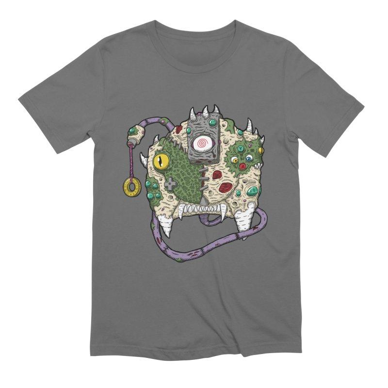 Controller Freaks - The DR34M-C45T Men's T-Shirt by Mystic Soda
