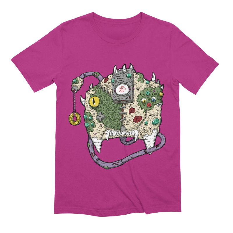 Controller Freaks - The DR34M-C45T Men's Extra Soft T-Shirt by Mystic Soda