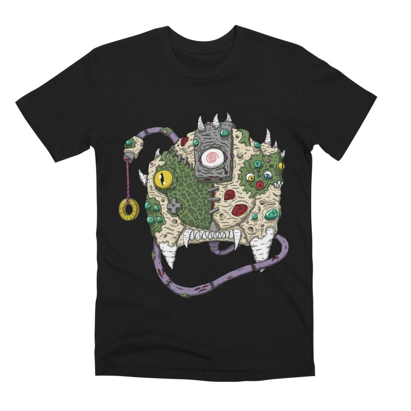Controller Freaks - The DR34M-C45T Men's Premium T-Shirt by Mystic Soda