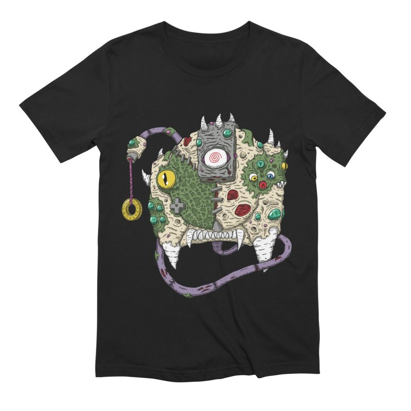 Controller Freaks - The DR34M-C45T Men's Extra Soft T-Shirt by Mystic Soda Shoppe