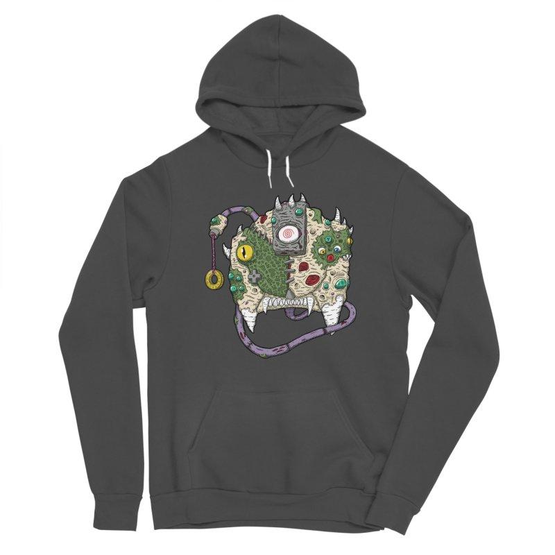 Controller Freaks - The DR34M-C45T Women's Sponge Fleece Pullover Hoody by Mystic Soda