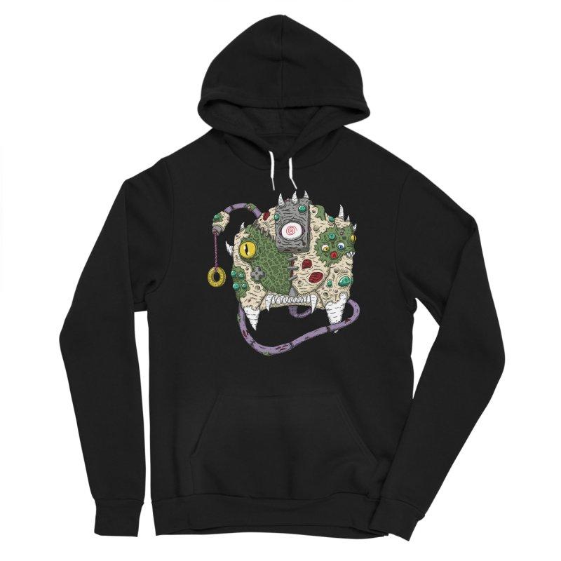 Controller Freaks - The DR34M-C45T Men's Sponge Fleece Pullover Hoody by Mystic Soda