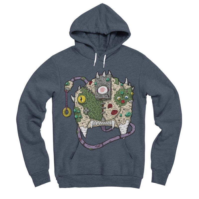 Controller Freaks - The DR34M-C45T Women's Sponge Fleece Pullover Hoody by Mystic Soda Shoppe