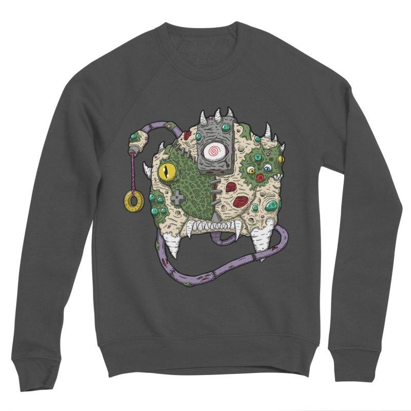 Controller Freaks - The DR34M-C45T Men's Sponge Fleece Sweatshirt by Mystic Soda