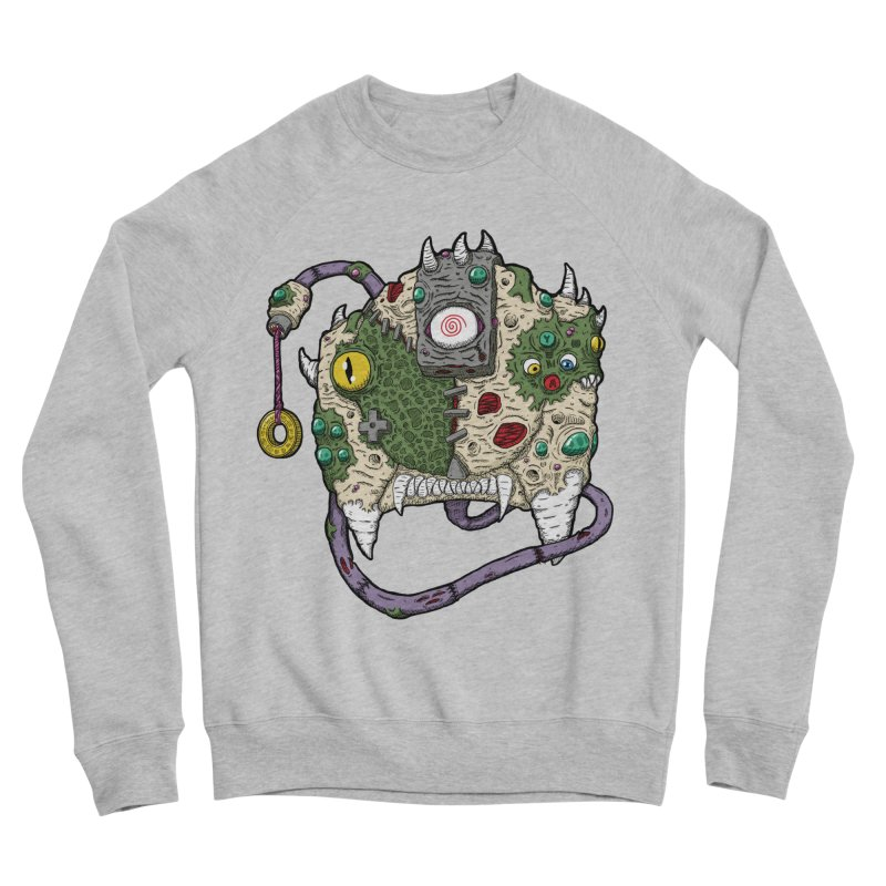 Controller Freaks - The DR34M-C45T Women's Sponge Fleece Sweatshirt by Mystic Soda