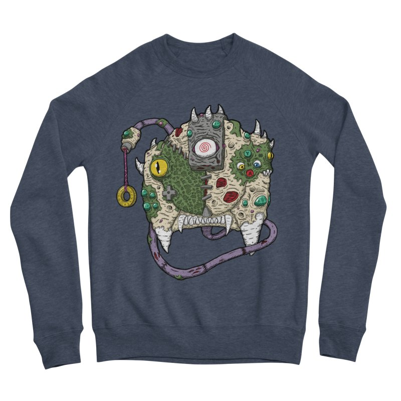 Controller Freaks - The DR34M-C45T Men's Sponge Fleece Sweatshirt by Mystic Soda Shoppe