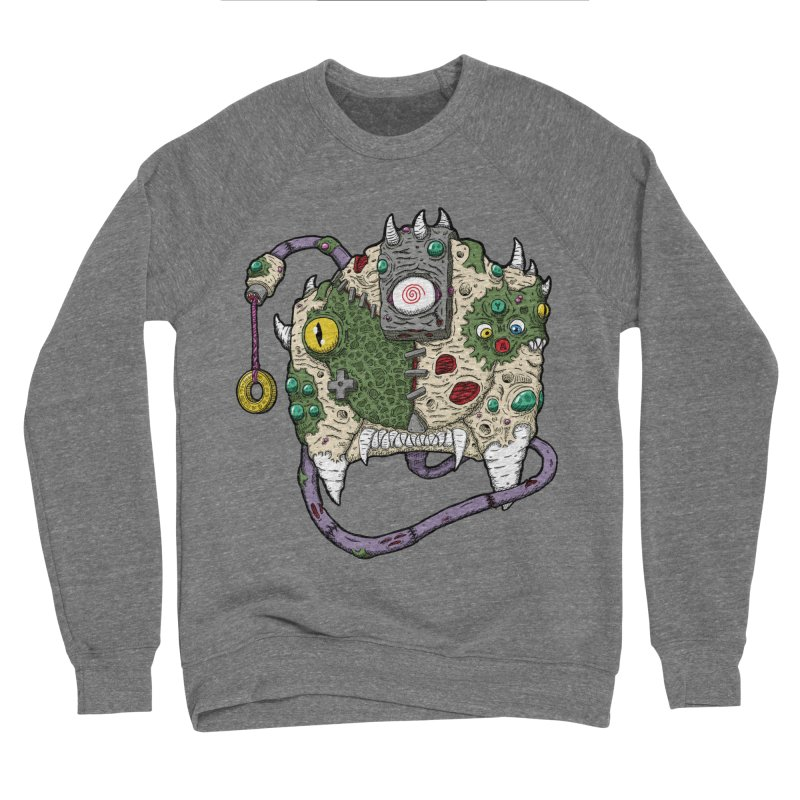 Controller Freaks - The DR34M-C45T Women's Sponge Fleece Sweatshirt by Mystic Soda