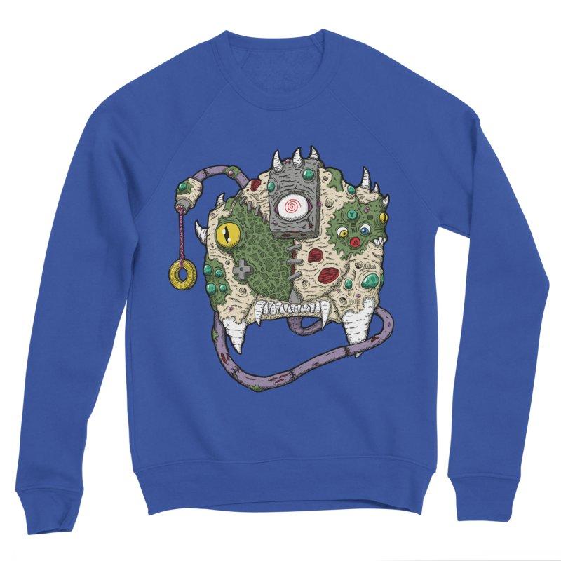 Controller Freaks - The DR34M-C45T Women's Sponge Fleece Sweatshirt by Mystic Soda Shoppe
