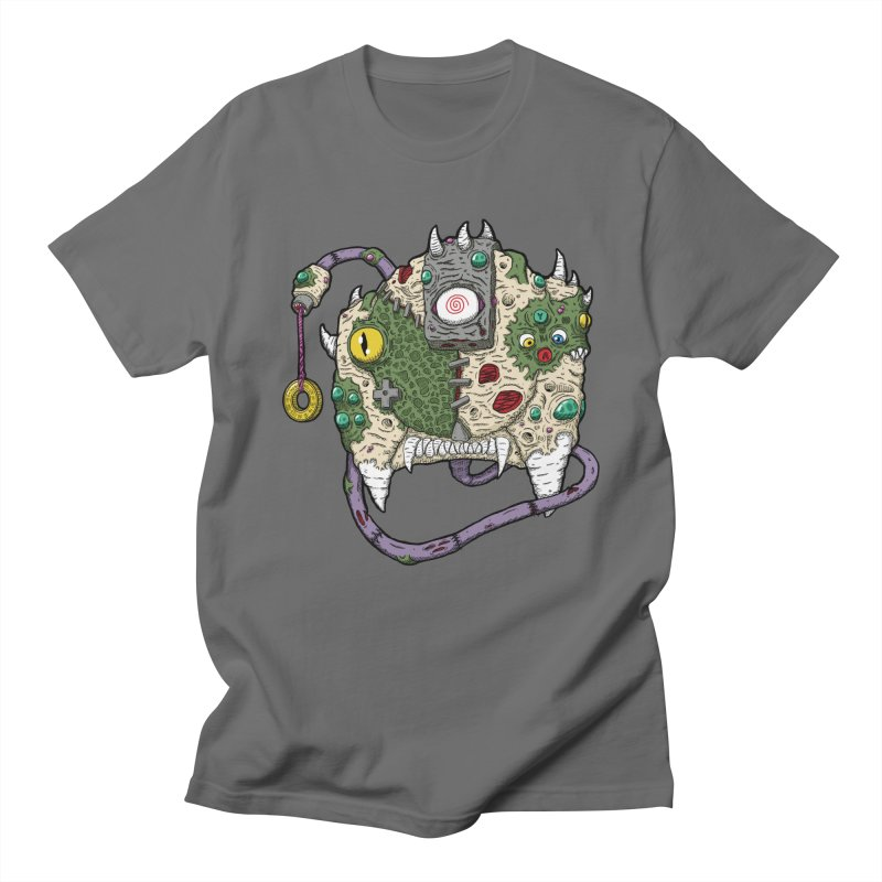 Controller Freaks - The DR34M-C45T Men's T-Shirt by Mystic Soda