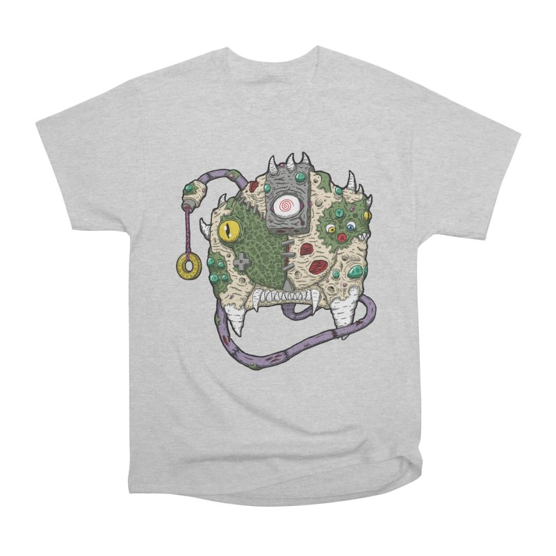 Controller Freaks - The DR34M-C45T Women's Heavyweight Unisex T-Shirt by Mystic Soda
