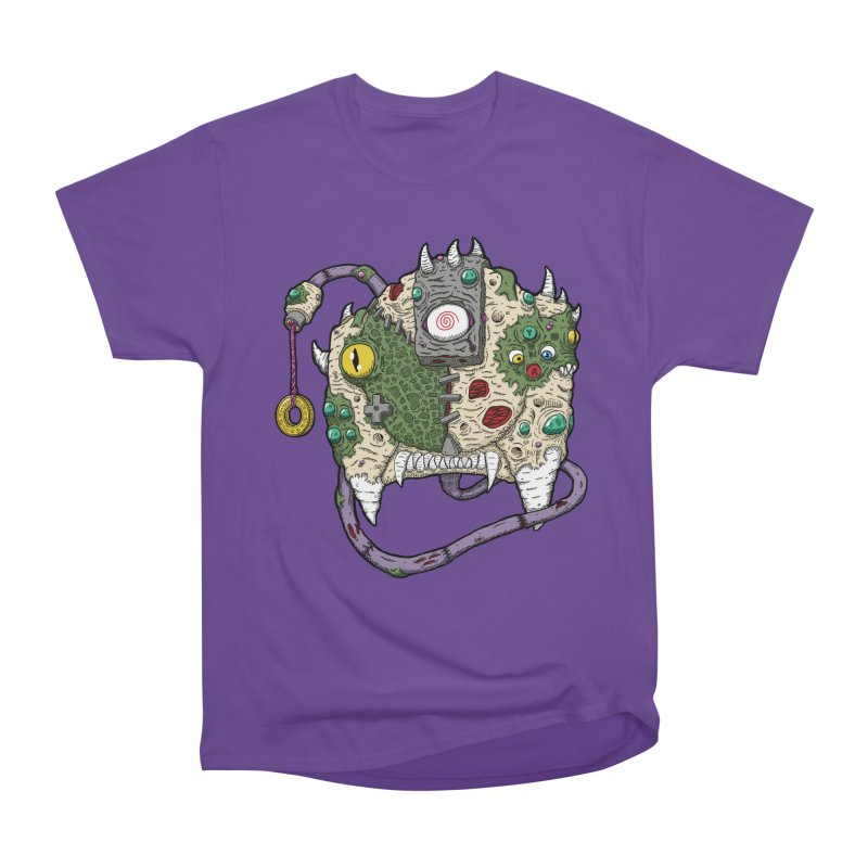 Controller Freaks - The DR34M-C45T Men's Heavyweight T-Shirt by Mystic Soda