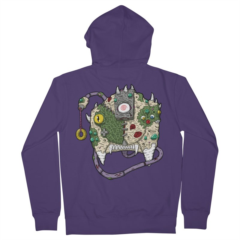 Controller Freaks - The DR34M-C45T Women's Zip-Up Hoody by Mystic Soda