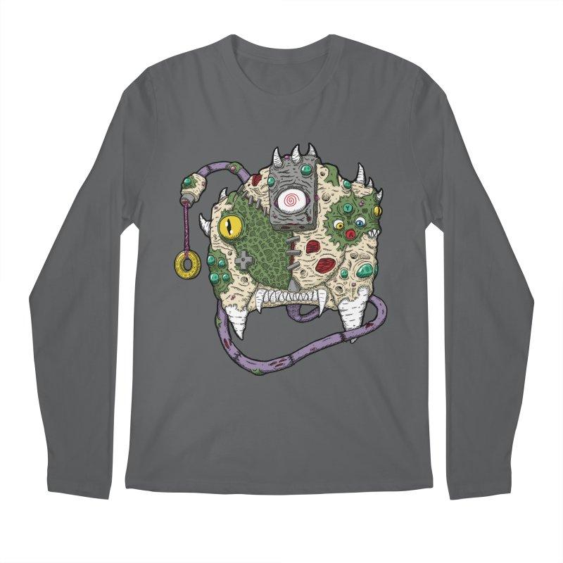 Controller Freaks - The DR34M-C45T Men's Regular Longsleeve T-Shirt by Mystic Soda