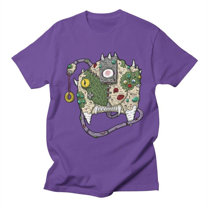 Controller Freaks - The DR34M-C45T Men's Regular T-Shirt by Mystic Soda