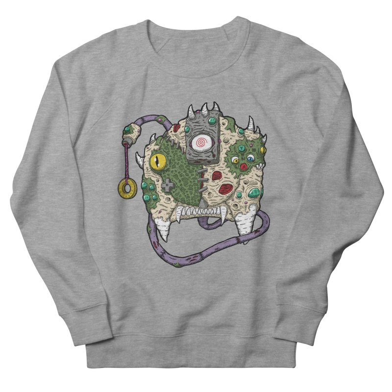 Controller Freaks - The DR34M-C45T Women's French Terry Sweatshirt by Mystic Soda