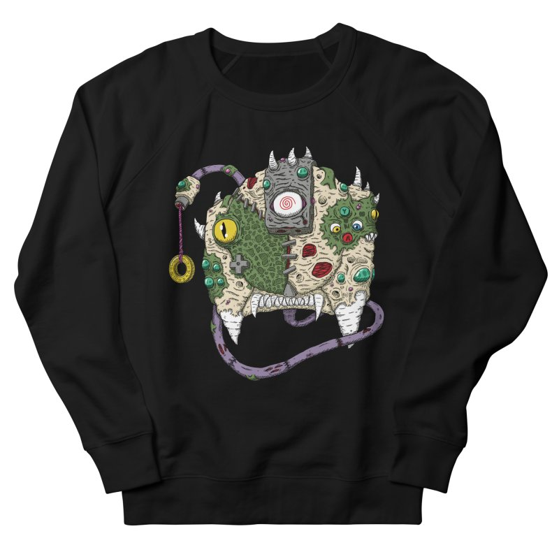 Controller Freaks - The DR34M-C45T Women's French Terry Sweatshirt by Mystic Soda Shoppe
