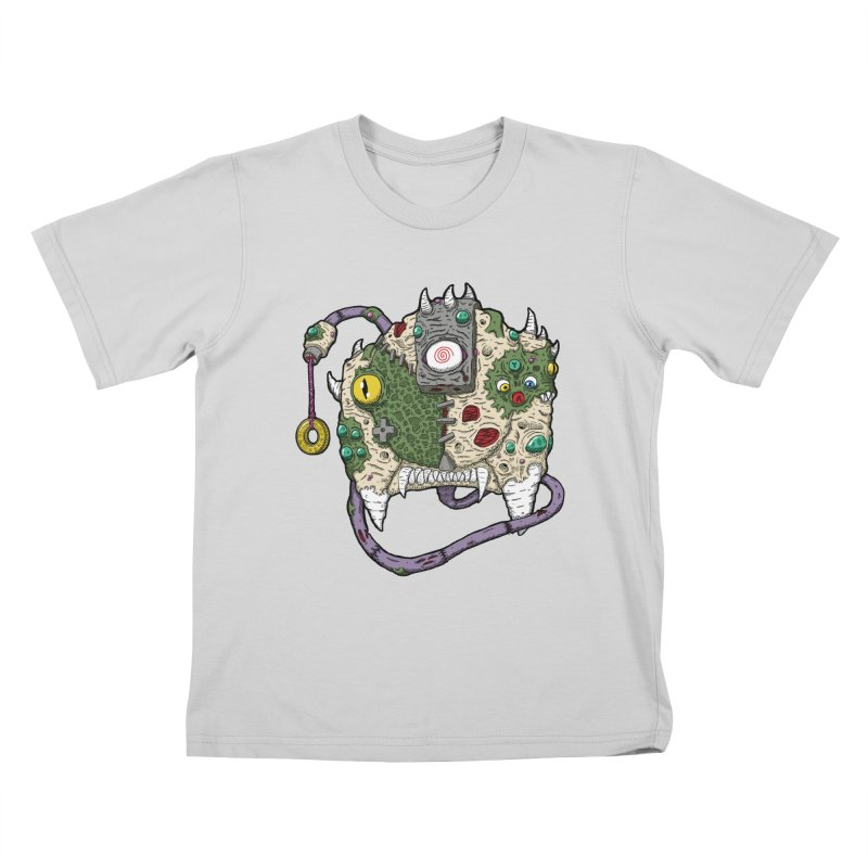 Controller Freaks - The DR34M-C45T Kids T-Shirt by Mystic Soda Shoppe