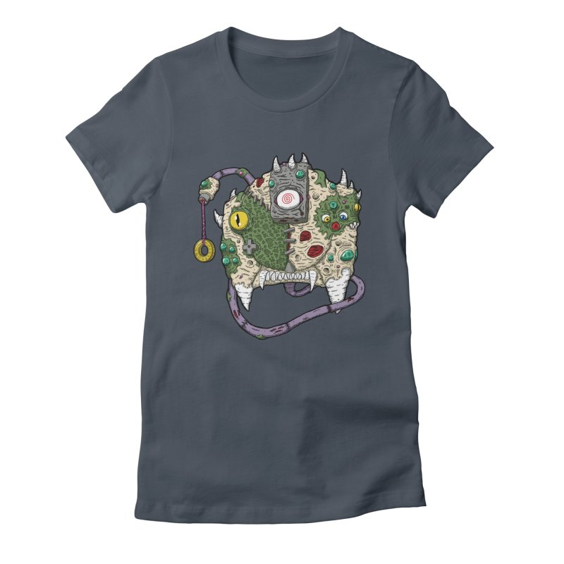 Controller Freaks - The DR34M-C45T Women's T-Shirt by Mystic Soda