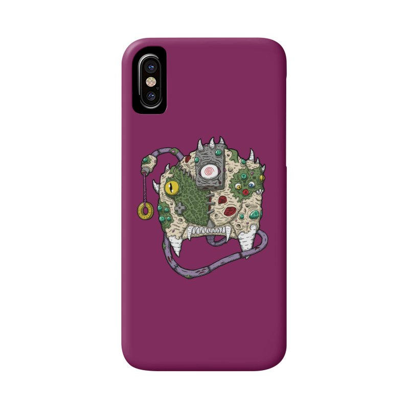 Controller Freaks - The DR34M-C45T Accessories Phone Case by Mystic Soda