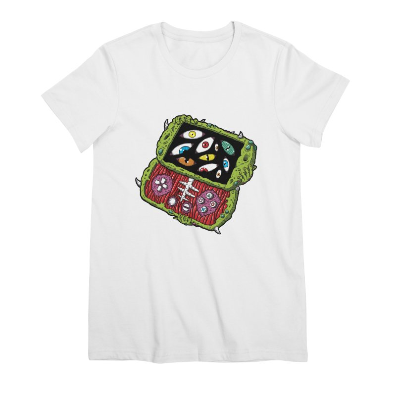 Controller Freaks - Subject P5P-G0 Women's Premium T-Shirt by Mystic Soda
