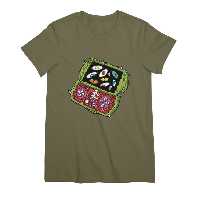 Controller Freaks - Subject P5P-G0 Women's Premium T-Shirt by Mystic Soda