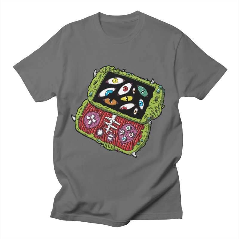 Controller Freaks - Subject P5P-G0 Men's T-Shirt by Mystic Soda