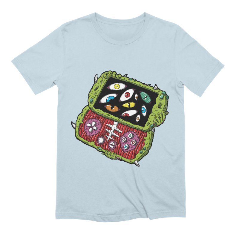 Controller Freaks - Subject P5P-G0 Men's Extra Soft T-Shirt by Mystic Soda