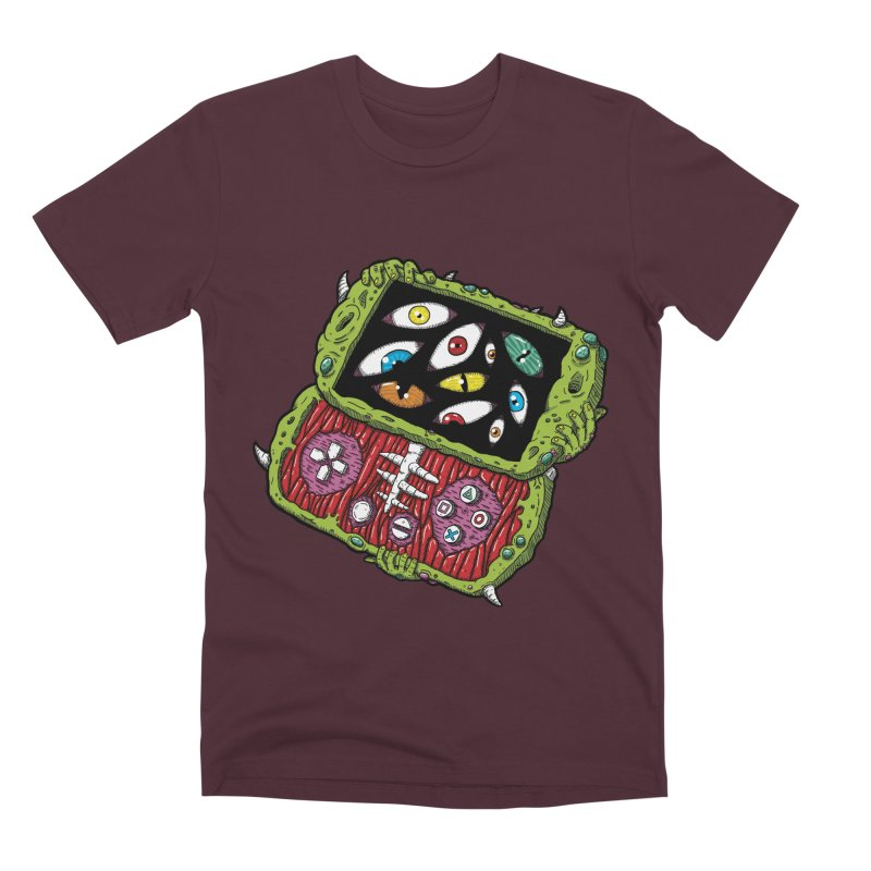 Controller Freaks - Subject P5P-G0 Men's Premium T-Shirt by Mystic Soda