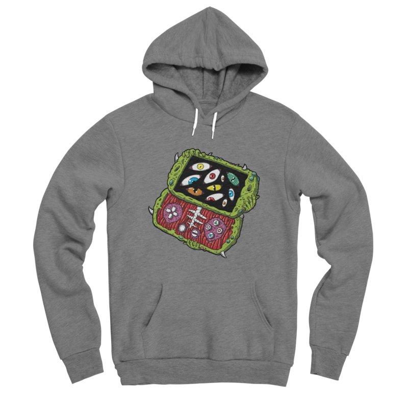 Controller Freaks - Subject P5P-G0 Men's Sponge Fleece Pullover Hoody by Mystic Soda