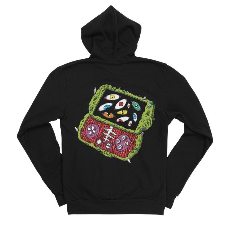 Controller Freaks - Subject P5P-G0 Women's Sponge Fleece Zip-Up Hoody by Mystic Soda